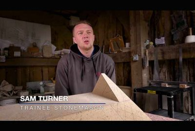 Heritage Lottery Fund – York Minster Stonemason Film