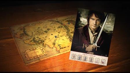 The Hobbit Action Figures TVC
